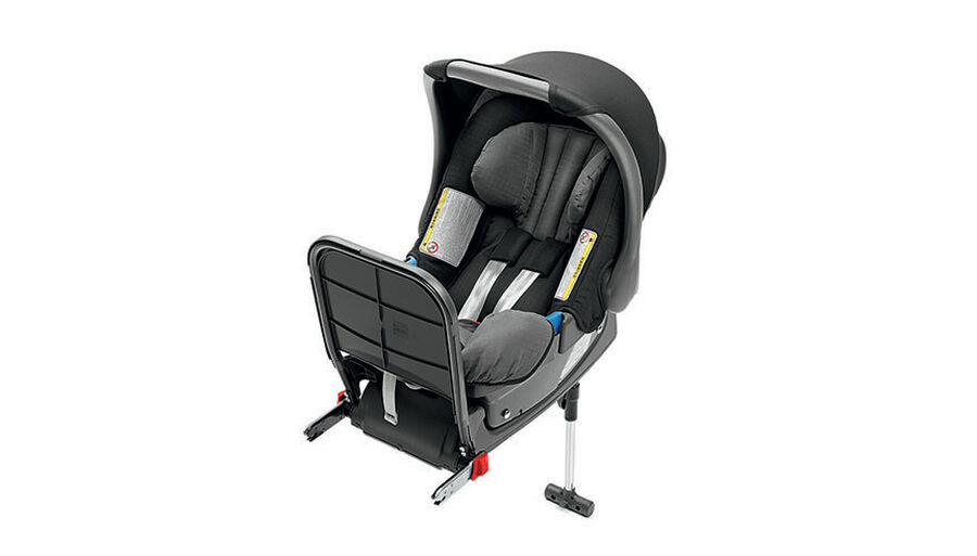 SKODA SCALA Kindersitz Baby-Safe Plus 0-13 kg